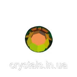 Стразы в цапах Preciosa (Чехия) ss30 Crystal Marea/серебро