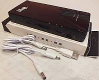 Повербанк QIDIAN QD186 резервное зарядное устройство внешний аккумулятор АКБ РЗУ ЗУ павербанк
