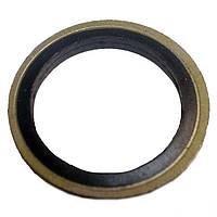 Уплотнительное металорезиновое кольцо Ф10