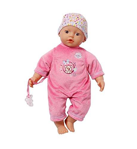 Кукла пупс Baby Born Беби Борн с соской My Little Zapf Creation 819968
