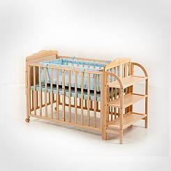 Кроватка детская Geoby LMY624HN - H452