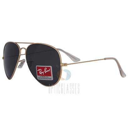 Очки Ray Ban 3026 Aviator VIP(Black)