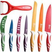 Набор ножей FRICO FRU-930, 8 шт