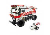 Радиоуправляемый конструктор грузовик