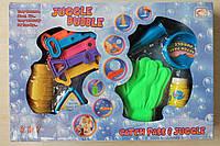 Мыльные пузыри жонглёр 2 в 1 с аксессуарами