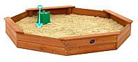 Песочница ракушка