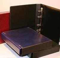 Альбом c футляром Fischer под листы Optima, фото 1