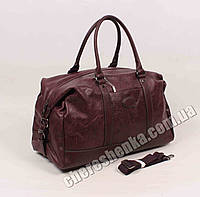 Дорожная сумка CM3258 Вишневый