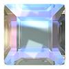 Стразы-квадраты Preciosa (Чехия) Сrystal AB 4x4 мм