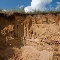 Песок горный с доставкой по Харькову и области.