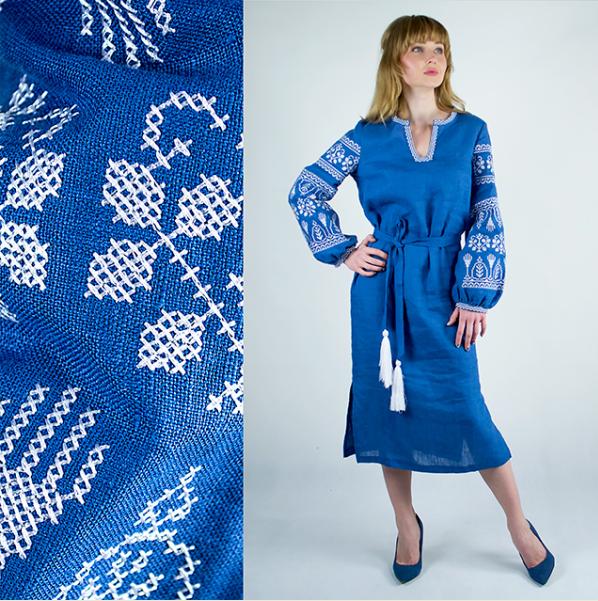 f2dbba373db91d Жіночі сукні вишиванки - Мереживо - Вишиванки оптом и в розницу -  «ОптИнвест» в
