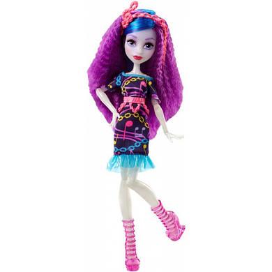 """Кукла """"Электромодница"""" из м/ф """"Под напряжением"""" в асс.(3) Monster High"""
