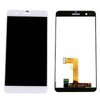 Дисплейный модуль для Huawei Honor 6 Plus (White) Original
