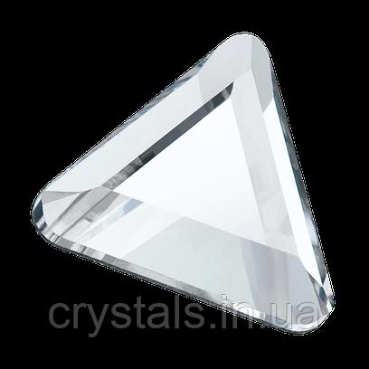 Стразы-треугольники Preciosa (Чехия) Сrystal 6 мм