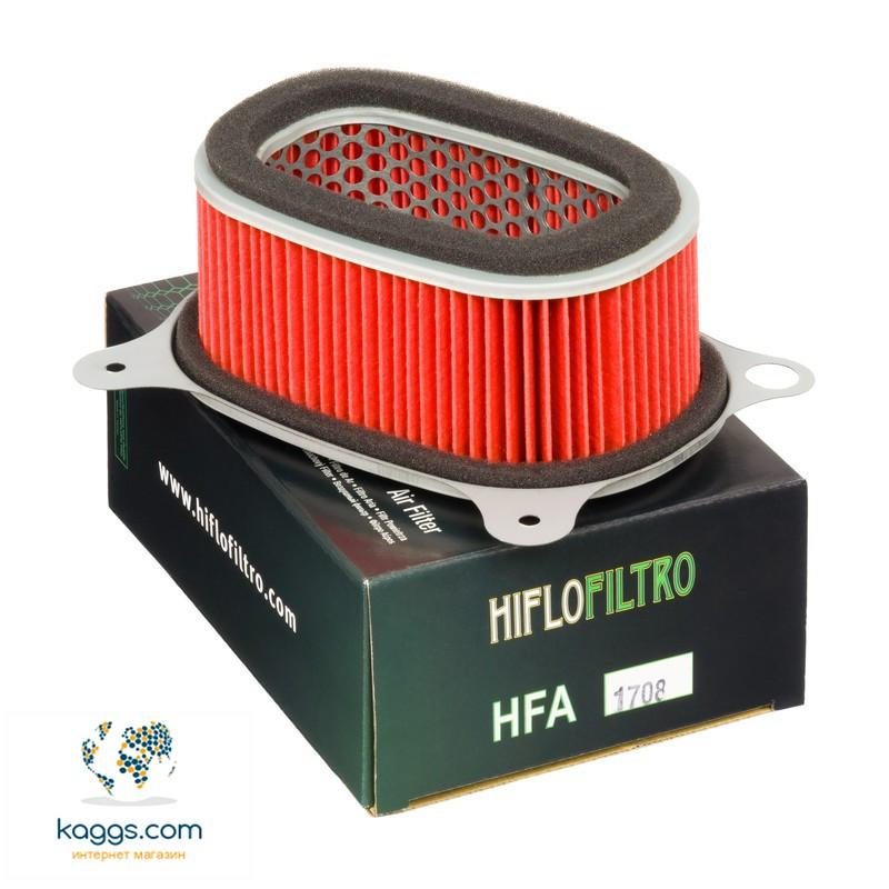 Воздушный фильтр Hiflo HFA1708 для Honda
