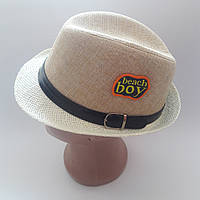 Шляпа молодежная челинтано Размер 52, 54