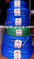 Мотузки (поліпропіленові, джутові, кордові).