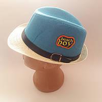 Шляпа ДЕТСКАЯ челинтано Размер 52, 54