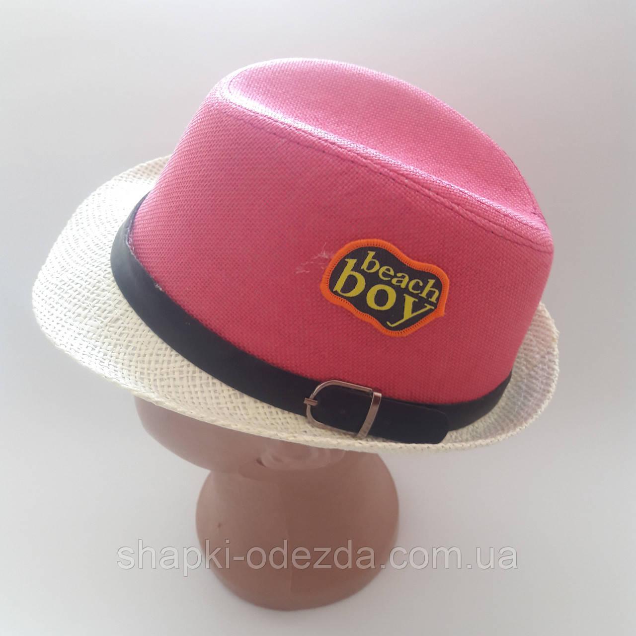 Шляпа ДЕТСКАЯ челинтано Размер 52 54