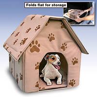Портативная собачья будка Portable Dog House, фото 1