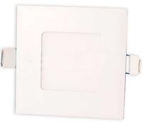 Светодиодный светильник Biom 3W 3000К квадратный белый
