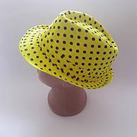 Шляпа молодежная челинтано Размер 52 54 56