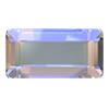 Стразы-прямоугольники горячей фиксации Hot Fix Preciosa (Чехия) Сrystal AB 5x2.5 мм