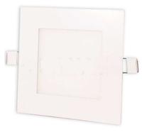 Светодиодный светильник Biom 6W 4200К квадратный белый
