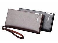 Мужской кошелек портмоне клатч Baellerry Classic / Мужская сумка