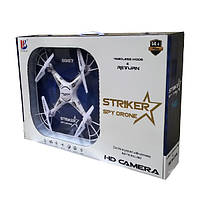 Квадрокоптер Striker Spy Drone 8987 + HD камера