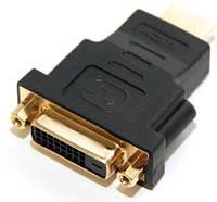 Переходник DVI F/HDMI F