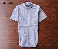 Красивая и стильная мужская тенниска Topman (M)