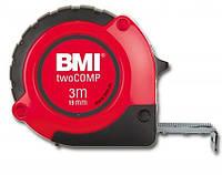Рулетка измерительная 3 метра, Two Comp BMI 472341021