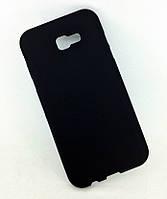 Чехол накладка для Samsung A7 2017, A720 на заднюю панель