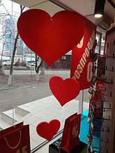 Фигурная резка изделий для витрины сети магазинов Miraton 1
