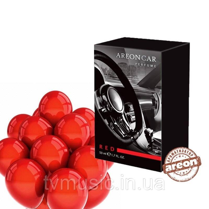 Ароматизатор Areon Car Perfume Red / Красный