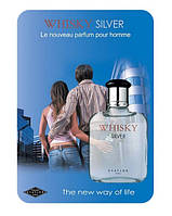 Whisky Silver Evaflor Туалетная вода, 100 мл
