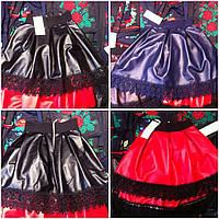 Нарядная юбка для девочки,подростковая