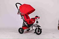 Велосипед с функцией прогулочной коляски  с фарой Azimut Modi Crosser Air,350