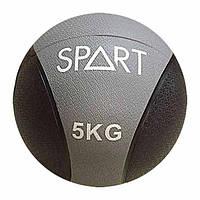 Мяч гимнастический, медицинский, утяжеленный 5 кг для дома и спортзала, Киев