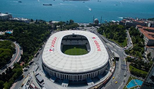 Vodafone Arena в турецком Стамбуле