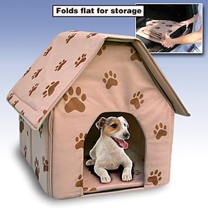 Портативная собачья будка Portable Dog House