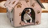 Портативная собачья будка Portable Dog House, фото 3