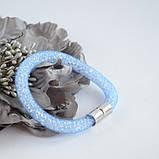 """Женский браслет с сияющими кристаллами """"Звездная пыль"""", фото 2"""