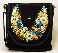 Женская джинсовая сумочка Ирэн