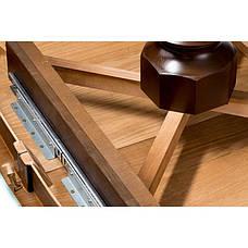 Стол раскладной Виктория Н шпон 1200(1600)*800 , фото 3