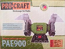 Точило электрическое PROCRAFT PAE900