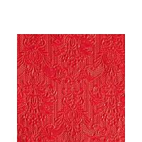 """Салфетки бумажные декоративные 25 """" Elegance Red  """""""