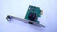 Сетевой контроллер Gigabit Ethernet PCI-Express Adapter 10\100\1000 Mbps (PCI-E)