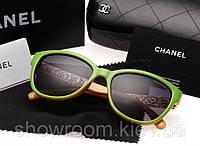 Солнцезащитные очки Chanel 5261 (салатовый)